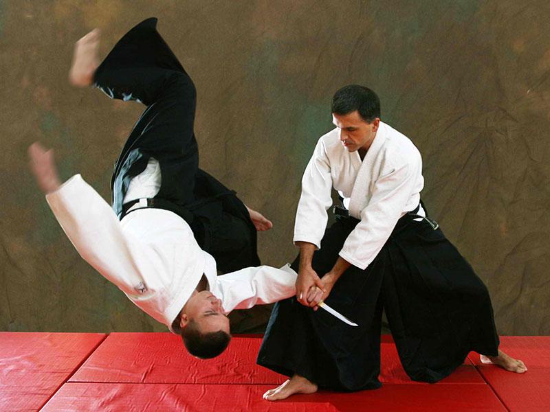 Aikido: Minha Jornada Marcial - Tomodachi Dojo